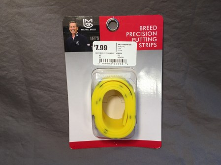 Breed Precision Putting Strips package