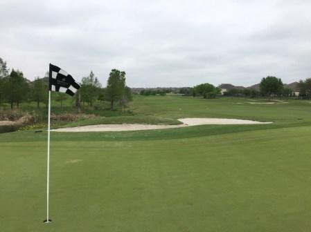 16th hole backward.