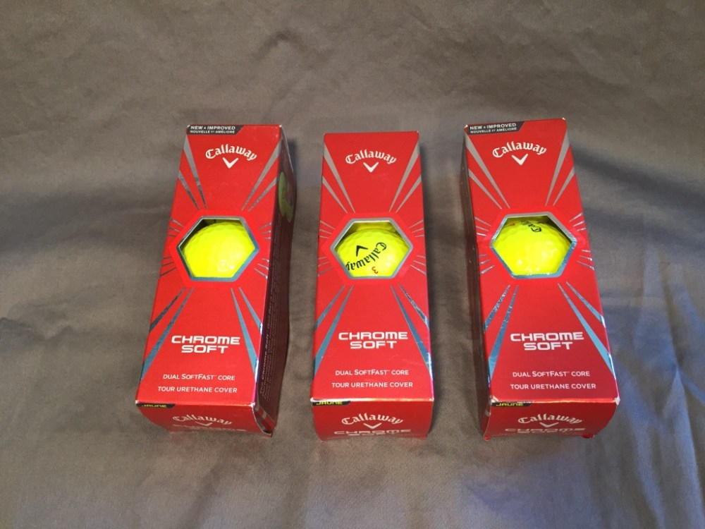 Golf Bag Content - Left Side Pocket