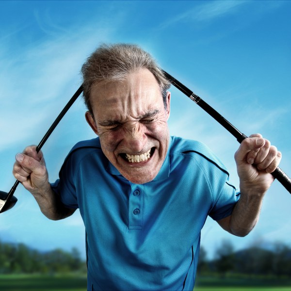 5 Ways to Turn Around a Bad Round of Golf