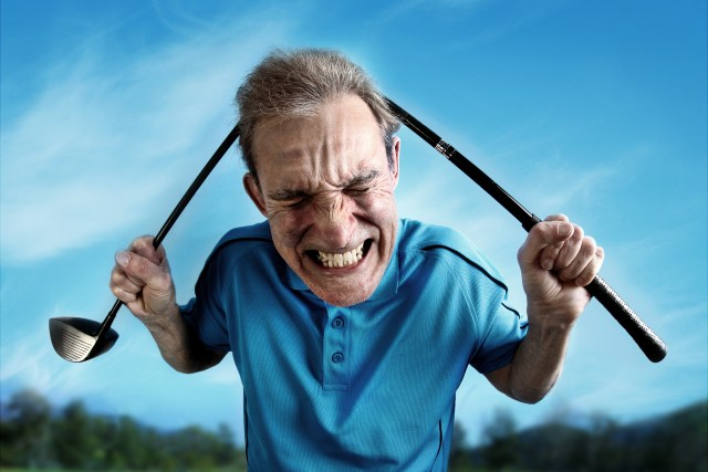 What to Do if You Forgot How to Play Golf