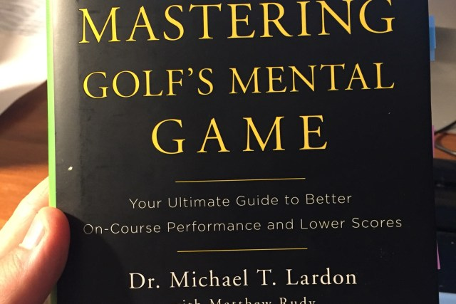 Mastering Golf's Mental Game Makes You Think