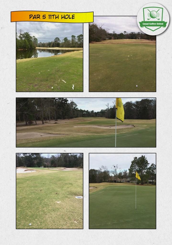 Crescent Pointe Golf Club