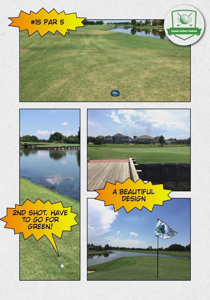 English Turn Golf Club