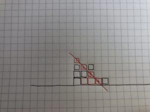 簡単ブロック積みゲーム