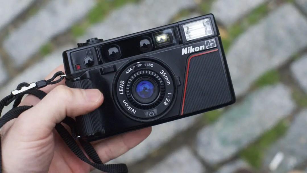 Nikon Pikaichi L35AF Review