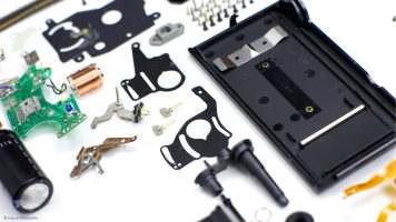 Canon AF35M Exploded View 8