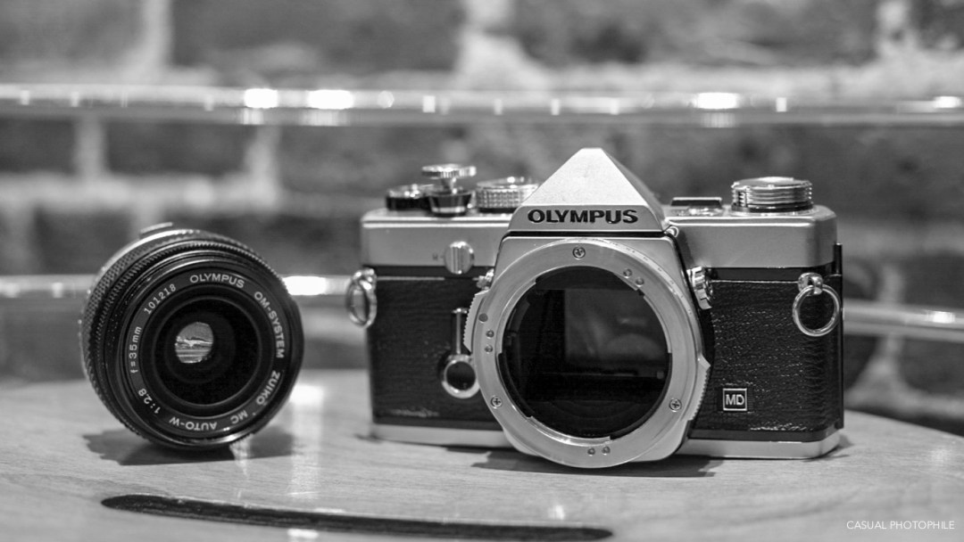 Olympus OM-1 Review (6 of 12)