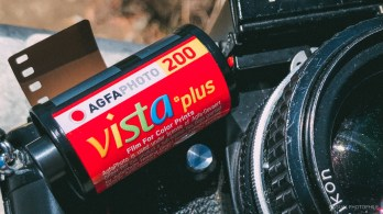 agfa vista 200 film review