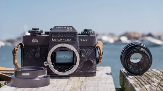 leicaflex SL2 product photos-14