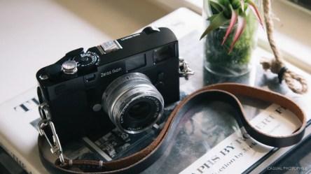 zeiss ikon ZM rangefinder camera review-1