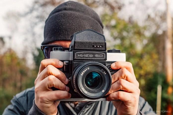 We Shoot the Kiev 60 TTL, a Medium Format Monster from the
