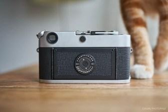 Leica M6 Classic Unboxing-10