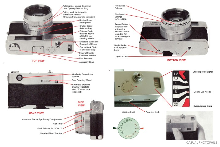 Fujica compact deluxe unique features (1 of 6)