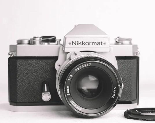 nikon nikkormat ftn ft2 (2 of 3)