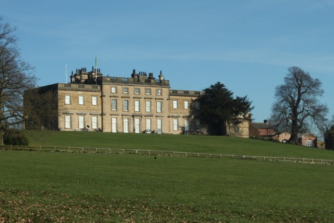 Cannon Hall is featured in one of our countryside walks