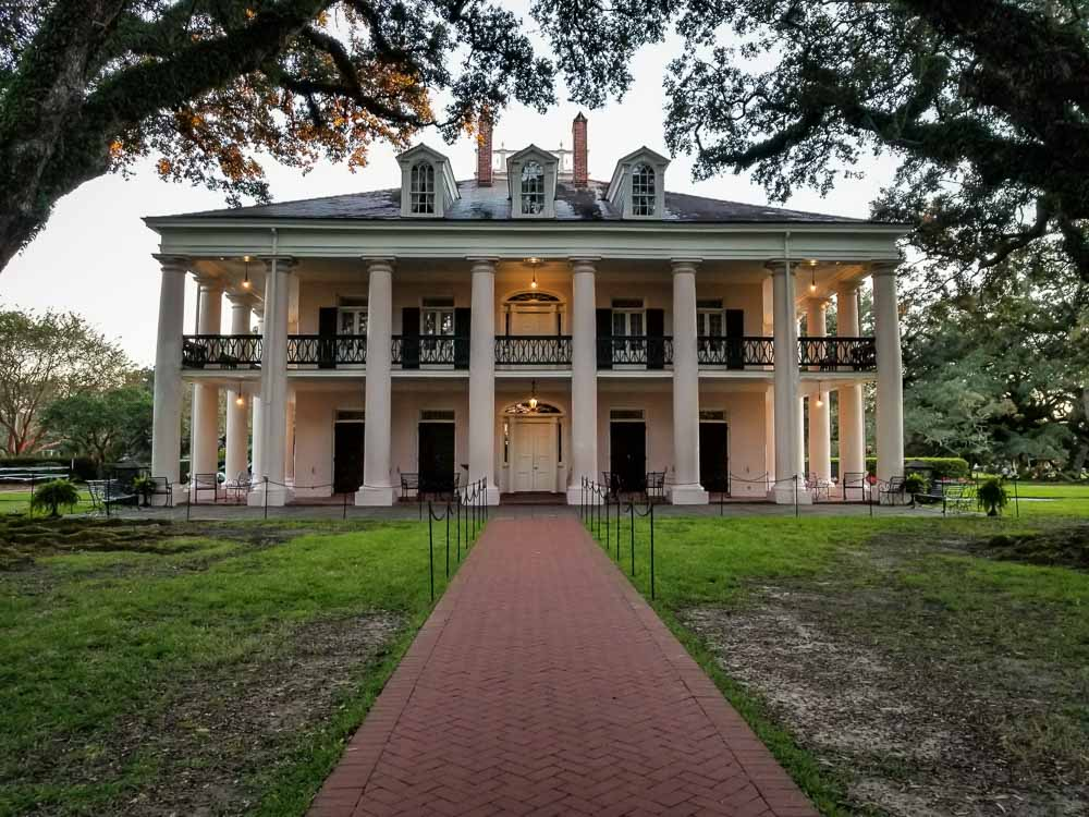 From Cane to Table - Getting a Little Sugar in Louisiana's Plantation Country