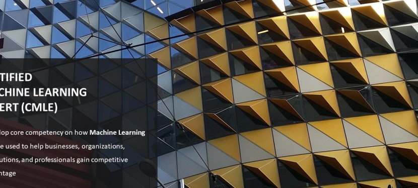 Certified Machine Learning Expert (CMLE)