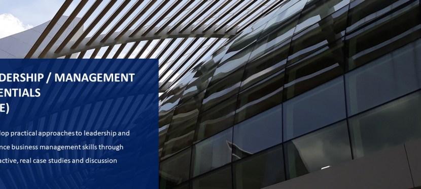 Leadership / Management Essentials (LME)
