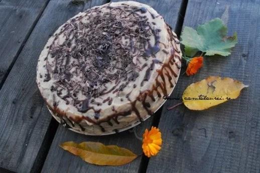 Tort Choccocino