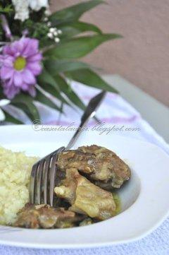 Curry de miel