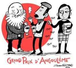 Women and the Angoulême Grand Prix