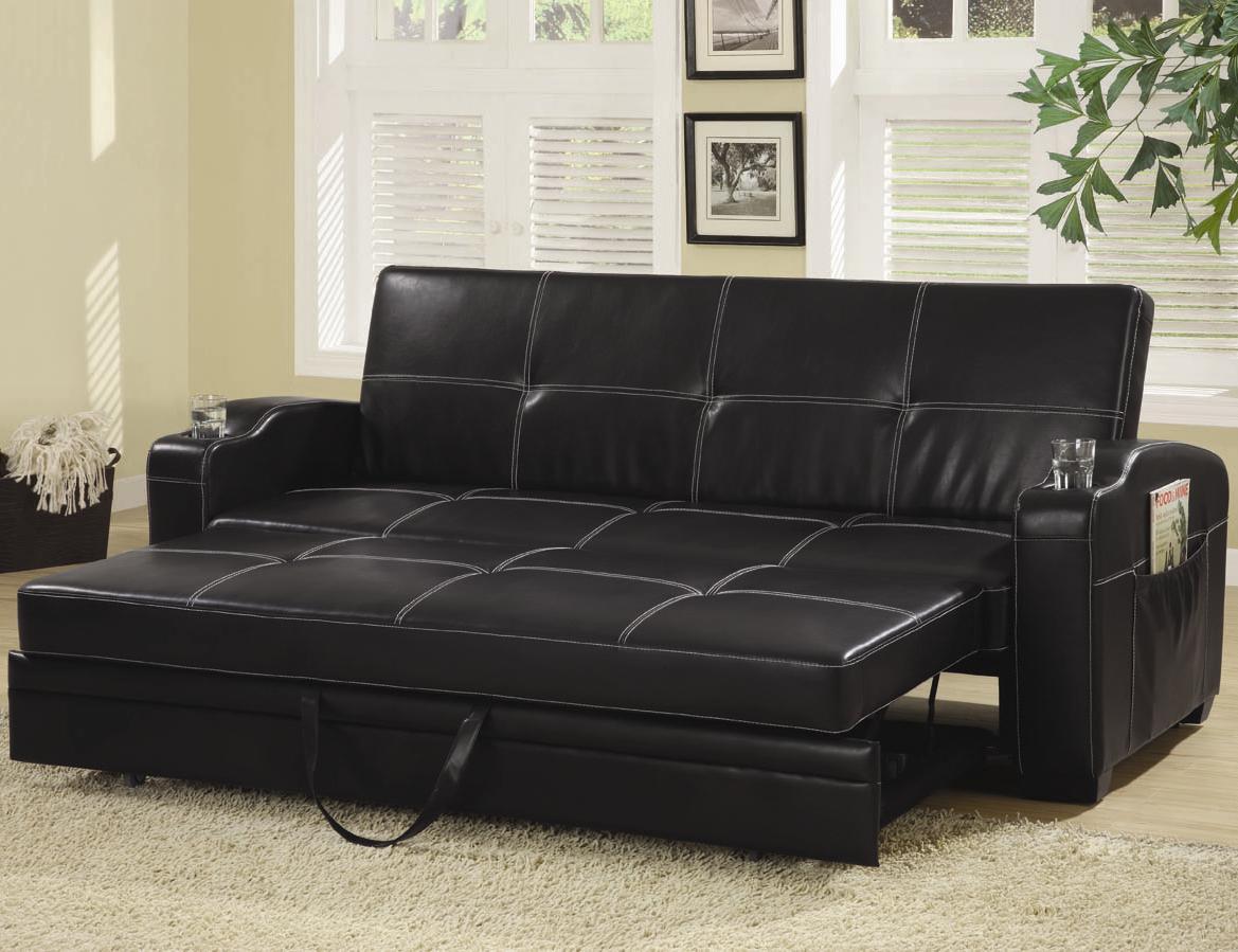 struc walker sofa review sure fit sleeper covers futon bed las vegas cmnc1062 crown mark living room