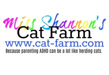 Parenting ADHD is a lot like herding cats.
