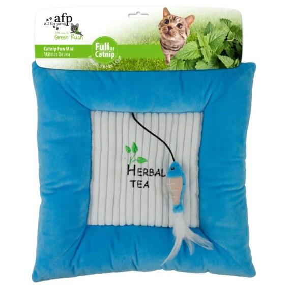 tapete manta juguete para gatos con catnip en lima peru miraflores