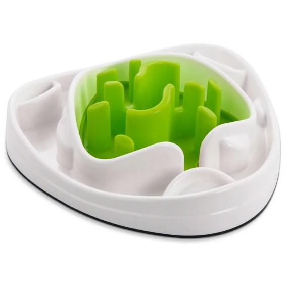 plato para perros laberinto para comer lento en miraflores lima peru all for paws food maze tecnopets