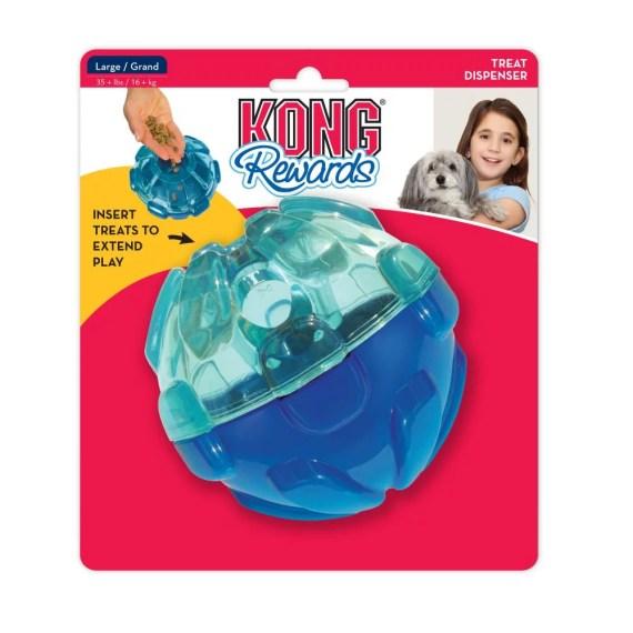 Kong rewards pelota PEP32 juguete para perros lima peru