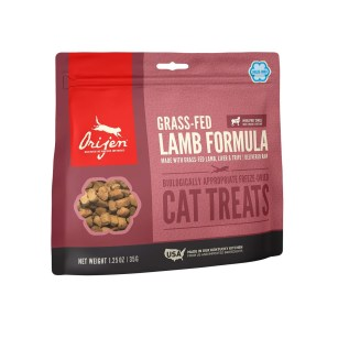 Treat orijen grass feed lamb