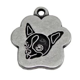 placa de identificacion para perros peru lima chihuahua