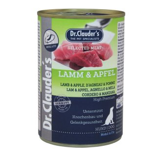 dr clauders lamb and apple cordero y manzana para perros lima peru cat-oh pet shop