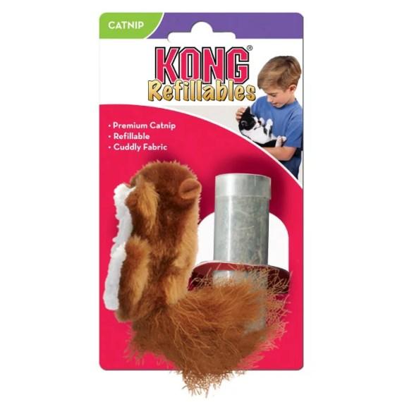 juguete para gatos kong refill
