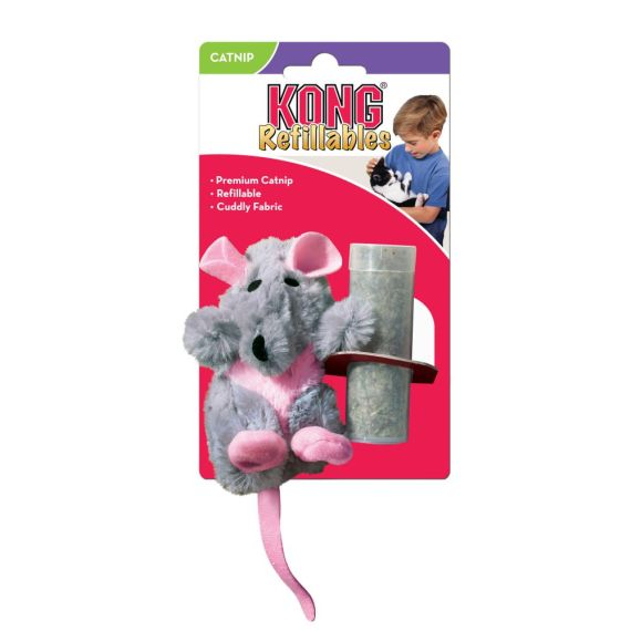 NR45 cat toy catnip juguete para gatos refill kong