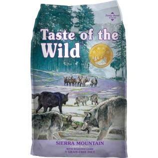 tasteofthewild sierra mountain perros