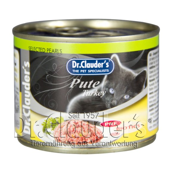 comida húmeda para gatos dr clauder's pavo pavita turkey en miraflores lima peru