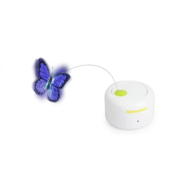 juguete para gatos interactivo de mariposa voladora all for paws en miraflores lima peru