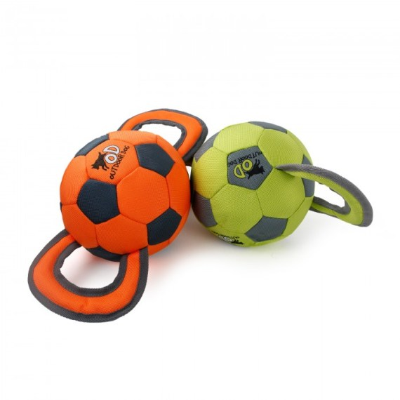 pelota de futbol grande para perros en miraflores lima peru