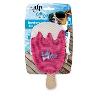 juguete para perro en forma de helado refrescante en miraflores lima peru