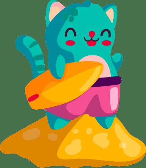tiburon verano 2021 pet shop cat-oh tienda para mascotas