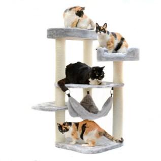 gimnasio castillo arañador rascador para gatos en surco miraflores lima peru