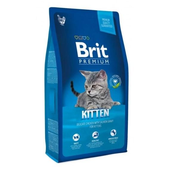 Brit Premium Cat Kitten comida para gatos en miraflores lima peru