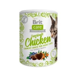 brit care chicken superfruit treat premio para gatos en miraflores lima peru