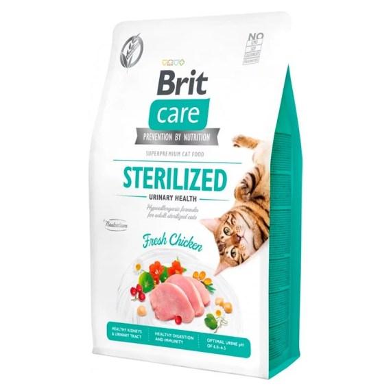 comida para gatos Brit Care Cat Sterilized Urinary Health en miraflores lima peru
