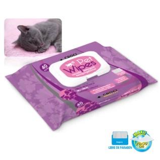 Pañitos humedos para gatos en miraflores surco lima peru