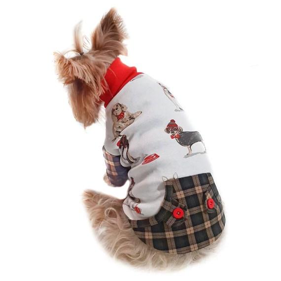 polo ropa para perros de algodón en miraflores lima peru