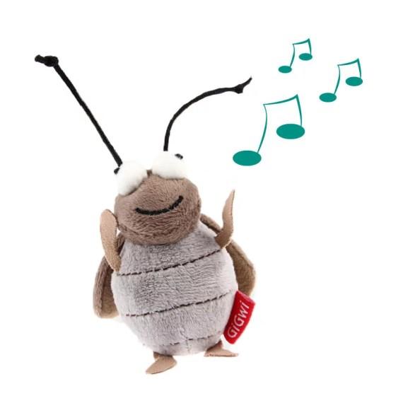 7021 gigwi grillo melody chaser juguete para gatos cat toy con sonido en miraflores lima peru