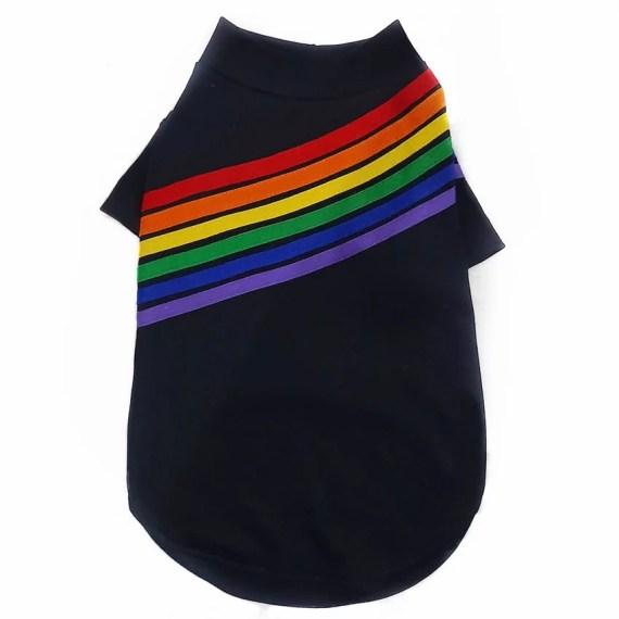 Polo para perro lgtb pride orgullo gay en miraflores lima peru